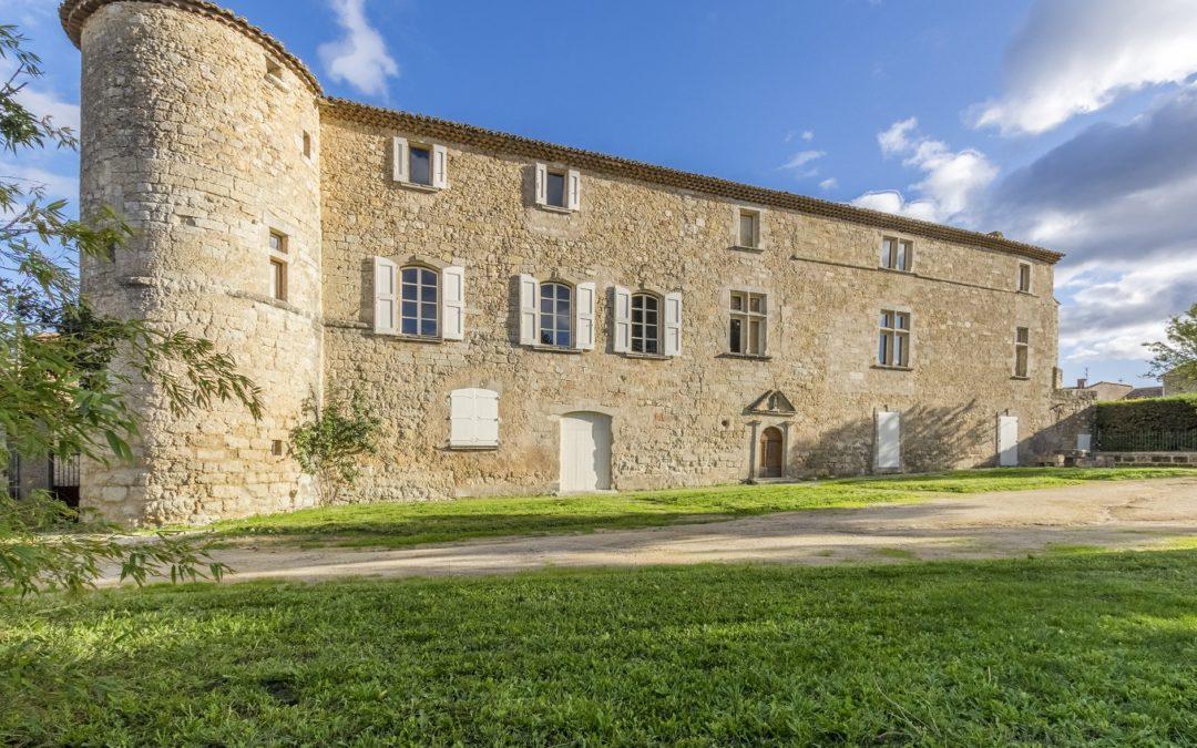 Un Château dans l'Hérault ?