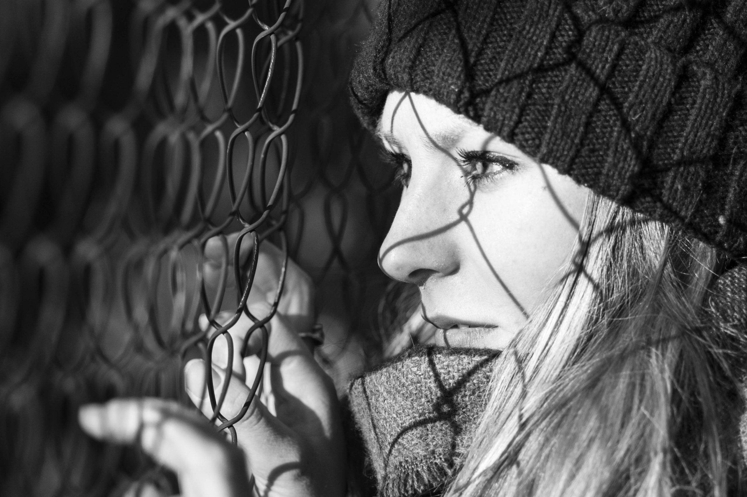 portrait hiver