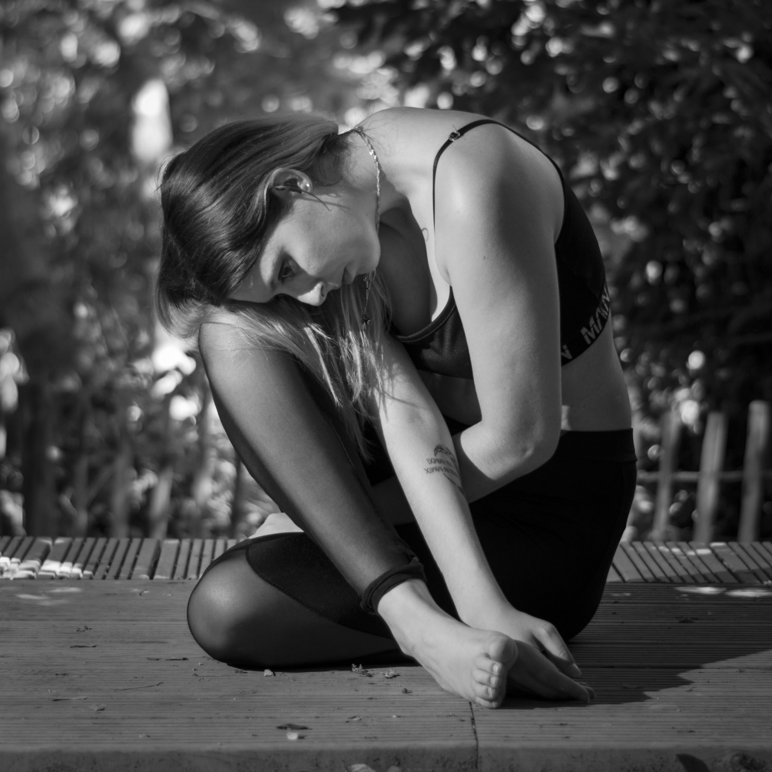 modèle yoga