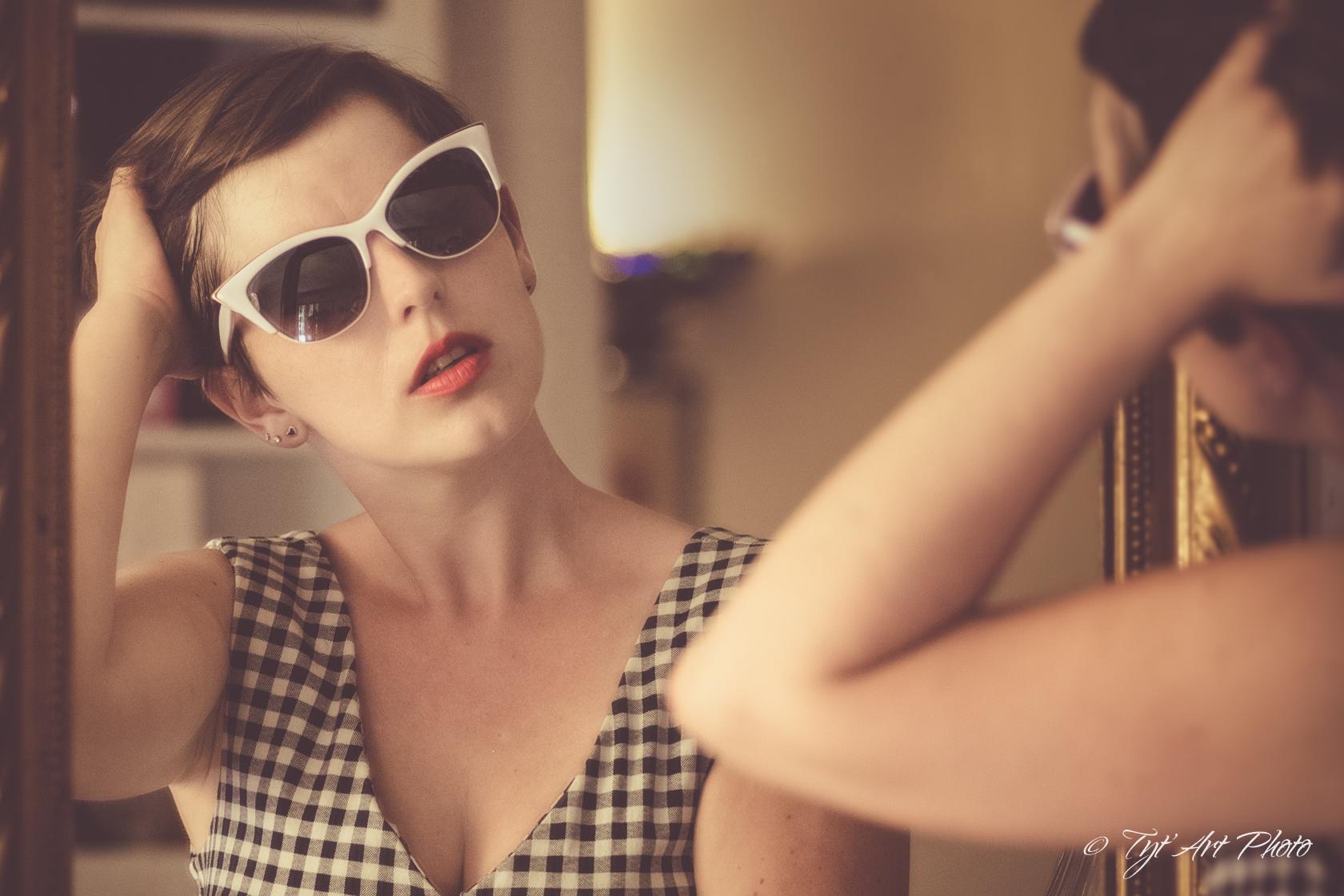 modele photo lunettes