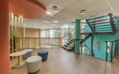 Rénovation d'architecte au bâtiment La Bruyère