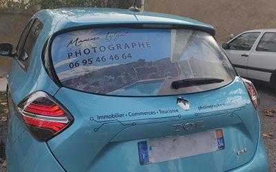 Covering de la Renault ZOE