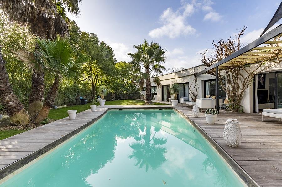 Villa piscine Montpellier