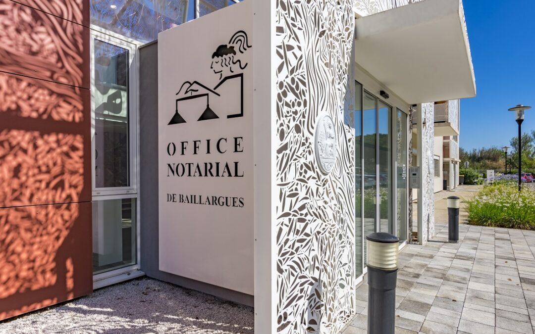 Office Notarial de Baillargues